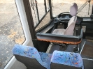 1987 MAN SL202 bus shell.203